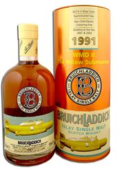 Picture of Bruichladdich 14 Year Old 1991 Yellow Submarine