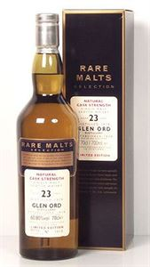 Picture of Glen Ord 23 Year Old Rare Malts 1974 - 1998, Limited  Edition , 60,8% vol.