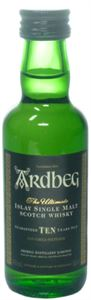Εικόνα της Ardbeg Ten Whisky/ 10 Υear Οld 0.05l/ Miniature Original Bottling