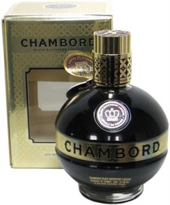 Picture of Chambord Liqueur  Royale de France 0.7l/ With raspberry and blackberry