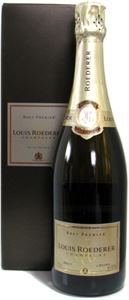 Picture of Louis Roederer Brut Premier Champagne 0,75l incl. gift box