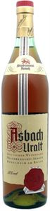Εικόνα της Asbach Uralt Weinbrand 0.7l 38% vol./ Brandy from Germany
