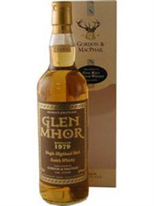 Picture of Glen Mhor 1979 by Gordon & MacPhail 0.7l 43% vol./ Bottled in 2004