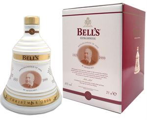 Picture of Bell's Decanter  Christmas 2000 Arthur Bell/ 40% vol.