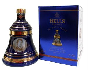 Picture of Bell's Decanter Christmas 2004 John Logie Baird 40% vol.