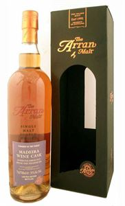Picture of Arran Madeira Wine Cask Finish 50% vol. Limited Edition