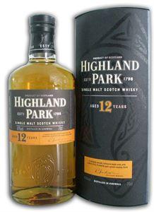 Εικόνα της Highland Park 12 Υear Old Single Malt Whisky 0.7l