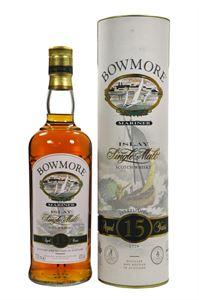 Picture of Bowmore 15 years Old Mariner