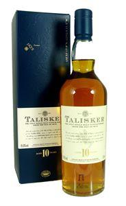 Εικόνα της Talisker 10 Year Old 45,8% vol.
