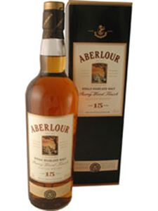 Picture of Aberlour 15 Year Old 40% vol.