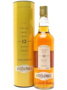 Picture of Littlemill Whisky 12 Year Old 0.7l/ Original Bottling Lowland Single Malt Scotch Whisky