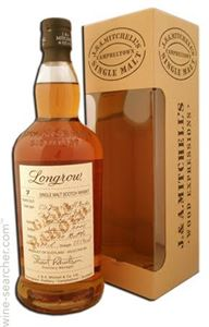 Picture of Longrow 7 Year Old Refill Bourbon/ Gaja Barolo Finish/ Cask Strength 55,8% vol.