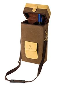 Picture of Double Velvety Wine Case & Testing Accessories Set