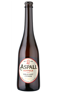 Picture of Aspall Suffolk Draught Cyder 5,5% vol.