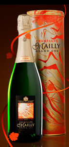 Picture of Mailly Grand Cru Le Feu 2000