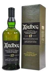 Εικόνα της Ardbeg 17 Year Old Without Gift Box