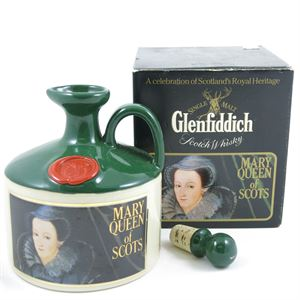 Picture of Glenfiddich Mary Queen Of Scots Decanter 75cl
