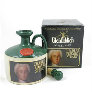 Picture of Glenfiddich Charles Edward Stuart Decanter 75cl