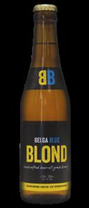 Εικόνα της Belga Blue Blond 330ml 5%