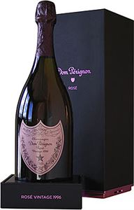 Picture of Dom Pérignon Rosé  Cuvée 1996 0.75l