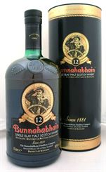 Picture of Bunnahabhain 18 Year Old 1 LT  43%  vol.