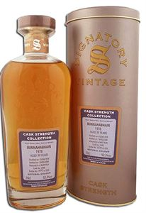 Εικόνα της Bunnahabhain 30 Year Old Cask Strength, 1978