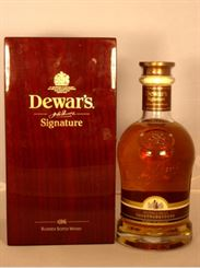 Picture of Dewar's Signature