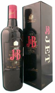 Picture of J & B Jet 12 Year Old