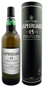 Picture of Laphroaig  15 Year Old