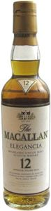 Picture of The Macallan Elegancia 12 Year Old Single Malt Scotch 0.33l/ Highland Single Malt Scotch Whisky