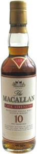 Εικόνα της The Macallan Cask Strength 10 Υear Old 0.33l/ Highland Single Malt Scotch Whisky