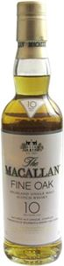 Εικόνα της The Macallan Fine Oak 10 Υear Old 0.33l/ Highland Single Malt Scotch Whisky