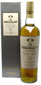 Εικόνα της The Macallan Fine Oak Whisky 10 Year Old 0.7l incl. gift box
