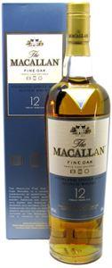 Εικόνα της The Macallan Fine Oak Whisky 12 Year Old 0.7l 40% vol.