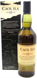 Εικόνα της Caol Ila 12 Year Old 0.7l with gift box/  Islay Single Malt Scotch Whisky
