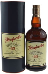 Εικόνα της Glenfarclas 25 Year Old original bottling 0.7l/ Single Highland Malt Scotch Whisky