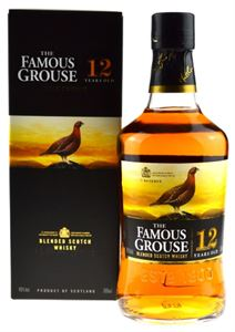 Picture of The Famous Grouse Gold Reserve 12 Year Old 0.7l incl. gift box