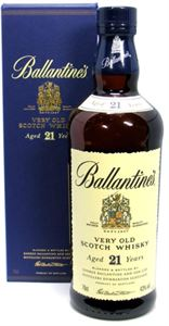 Picture of Ballantine's 21 Year Old 0.7l/ Scotch Blended Whisky Old Edition