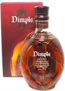 Εικόνα της Dimple De Luxe Whisky 15 Year Old 0.7l/ Old Scotch Blended Whisky incl. gift box