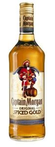 Εικόνα της Captain Morgan Spiced Gold 0.7l/ Spicy Rum