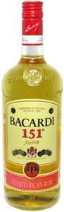 Εικόνα της Bacardi 151 Proof 1.0l 75,5% vol.