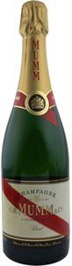 Εικόνα της Mumm Cordon Rouge Brut Champagne 0.75l
