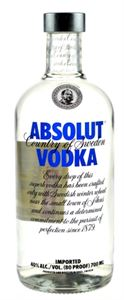 Picture of Absolut Vodka 0.7l 40% vol./ Vodka from Sweden