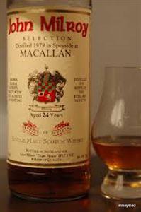 Εικόνα της The Macallan 1979 John Milroy Selection 0.7l 46% vol.