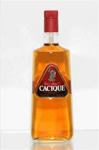 Εικόνα της Cacique Añejo 0.7l 40% vol./ Brown Rum from Venezuela