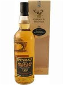Picture of The Macallan 1996 SpeyMalt 40% vol./ Bottled in 2007