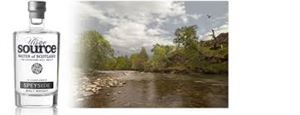 Picture of Uisge Source Water of Scotland, Speyside 10cl