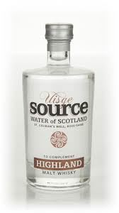 Picture of Uisge Source Water of Scotland, Highland 10cl