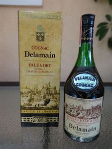 Picture of Delamain Cognac Pale & Dry Très Belle Grande Champagne 0.7l 40% vol.
