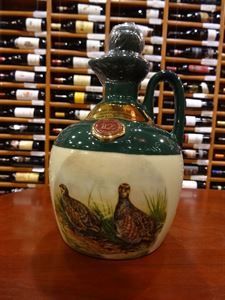 Picture of Rutherford's 12 Year Old/ Gamebird Decanter